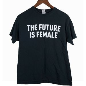 "Gildan Graphic T-Shirt ""The Future is Female"""